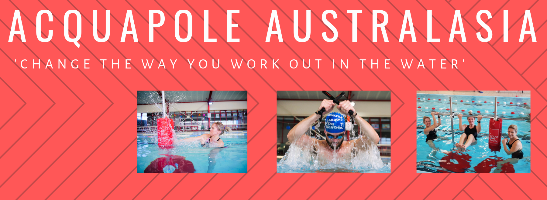 Acuqapole Australasia - Change the way you work out in the water